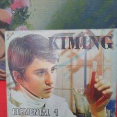 Juegos educativos: ANTIGUA QUIMICA KIMING ELEMENTAL 1 POCH. SIN USAR. Lote 176420412