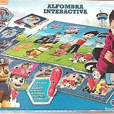 Juegos educativos: ALFOMBRA INTERACTIVA A PARTIR DE 3 AÑOS. CON PILAS. Lote 165382034