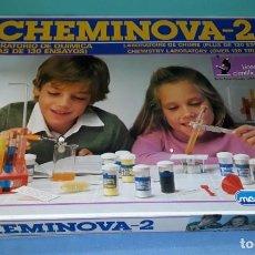 Juegos educativos: CHEMINOVA 2 DE MEDITERRANEO AÑOS 80 EN MUY BUEN ESTADO VER FOTOS Y DESCRIPCION. Lote 165639806