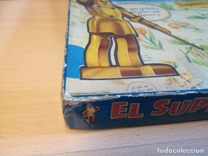 Juegos educativos: EL SUPER ROBOT, AÑOS 60, DE CEFA, completo - Foto 2 - 165796302