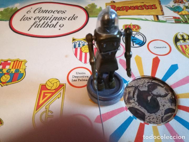 Juegos educativos: EL SUPER ROBOT, AÑOS 60, DE CEFA, completo - Foto 6 - 165796302