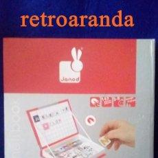 Juegos educativos: JUEGO EDUCATIVO *MAGNETICBOOK/ALFABETO* - MARCA JANOD.. Lote 169053396