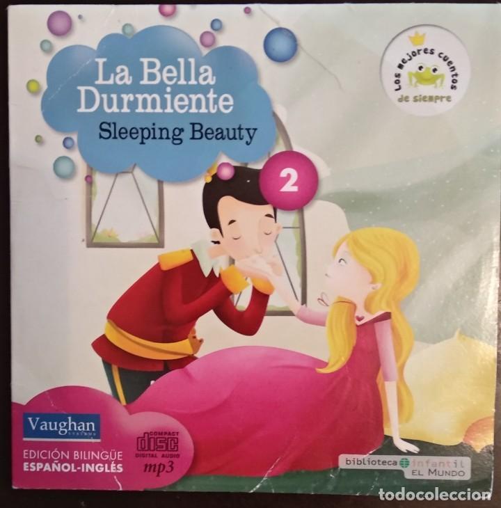 Juegos educativos: LOTE CD CUENTOS INFANTILES audio inglés-español - Foto 3 - 169153412