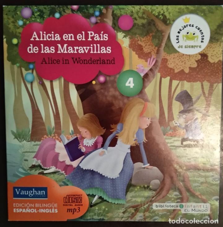Juegos educativos: LOTE CD CUENTOS INFANTILES audio inglés-español - Foto 5 - 169153412