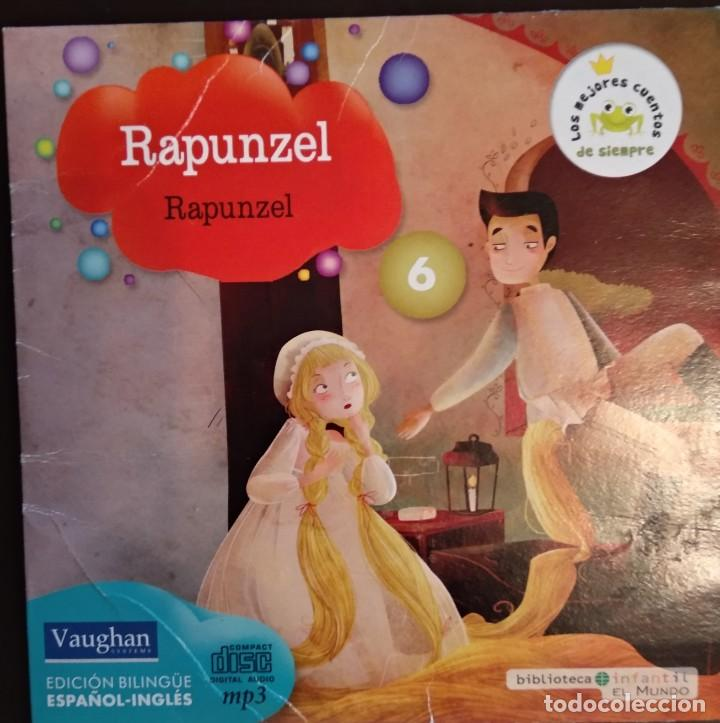 Juegos educativos: LOTE CD CUENTOS INFANTILES audio inglés-español - Foto 7 - 169153412