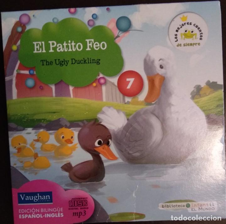 Juegos educativos: LOTE CD CUENTOS INFANTILES audio inglés-español - Foto 8 - 169153412