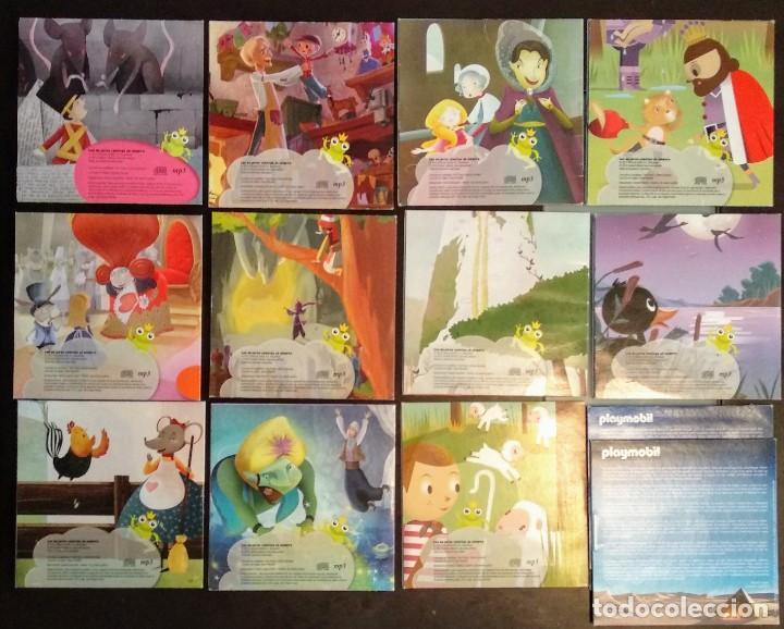 Juegos educativos: LOTE CD CUENTOS INFANTILES audio inglés-español - Foto 15 - 169153412