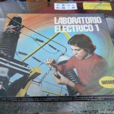 Juegos educativos: ANTIGUO JUEGO DE MESA EDUCATIVO LABORATORIO ELÉCTRICO AÑOS 80. Lote 169324596