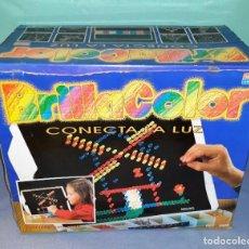 Juegos educativos: BRILLA COLOR DE FALOMIR JUEGOS AÑO 1987 ORIGINAL VER FOTOS Y DESCRIPCION. Lote 171043812
