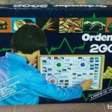 Juegos educativos: JUEGO: ORDENADOR 2002. REF: 524.. Lote 171755399