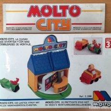 Juegos educativos: JUGUETE EDUCATIVO MOLTO CITY TIENDA. NUEVO. Lote 173384354