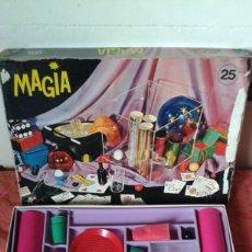 Juegos educativos: JUEGO DE MAGIA BORRAS N 25 AÑO 1971.CON CAJA INCOMPLETO CON CATALOGO.NO EXIN NO FAMOSA. Lote 173521574
