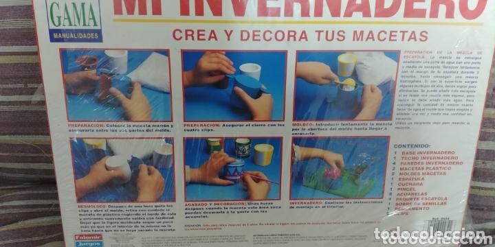 Juegos educativos: JUEGO MI INVERNADERO DE NOVO GAMA NUEVO CON PRECINTO - Foto 2 - 173580992