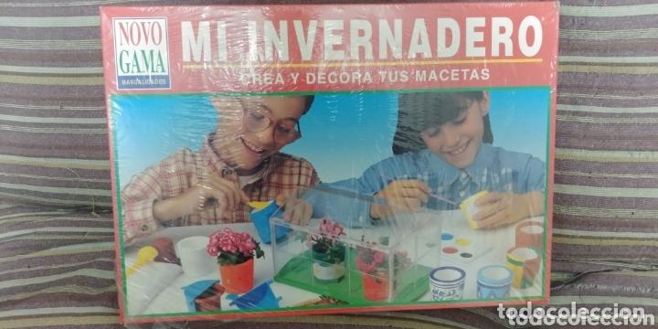JUEGO MI INVERNADERO DE NOVO GAMA NUEVO CON PRECINTO (Juguetes - Juegos - Educativos)