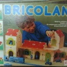 Juegos educativos: JUEGO BRICOLAND CITY DE EDUCA NUEVO. Lote 173581375