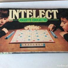 Juegos educativos: INTELECT-JUGUETE EDUCATIVO. Lote 174415274