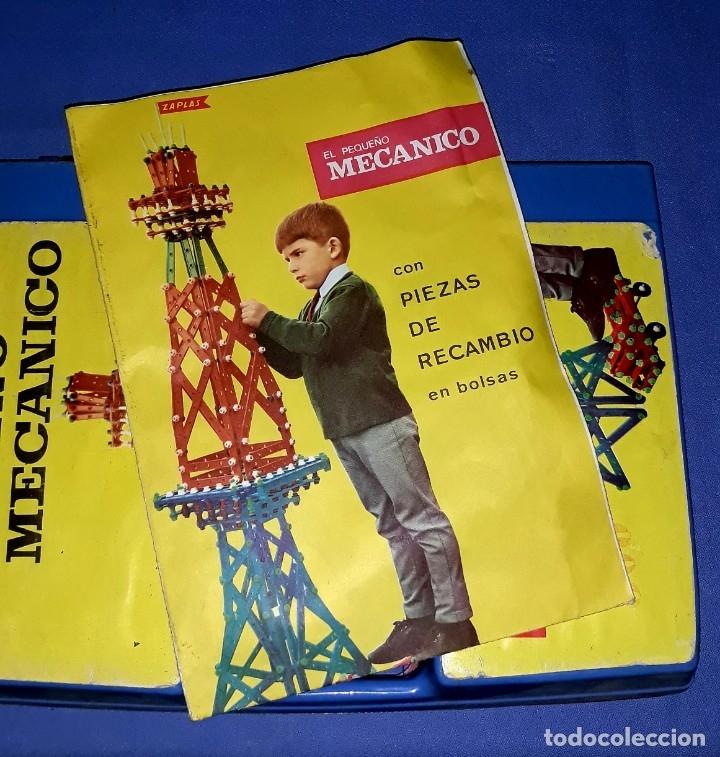 Juegos educativos: PEQUEÑO MECANICO DE ZAPLAS AÑOS 70 ORIGINAL VER FOTOS Y DESCRIPCION - Foto 2 - 174991807