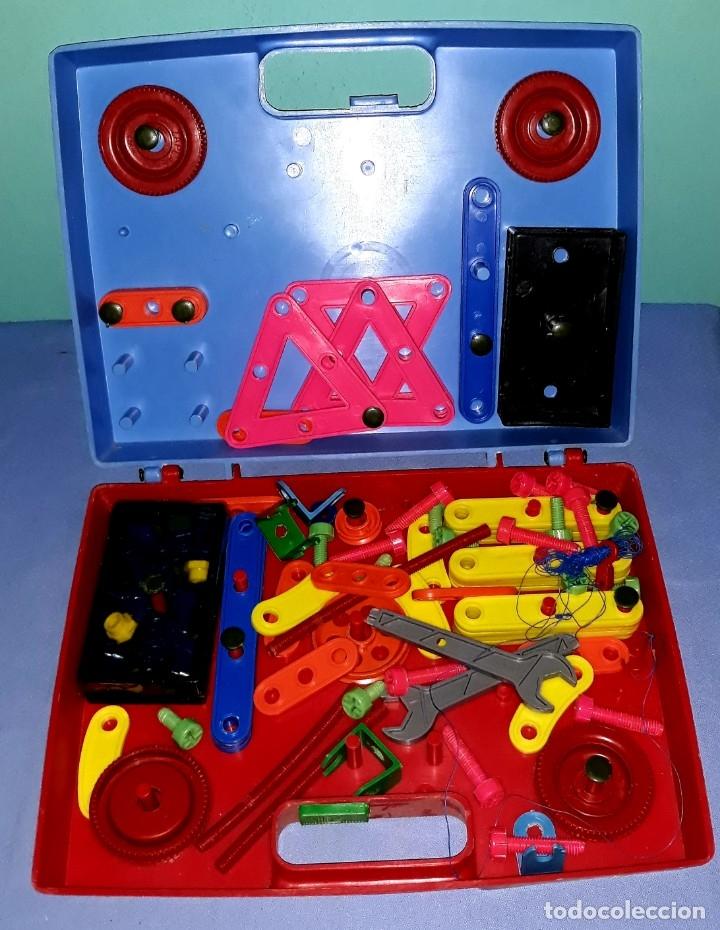Juegos educativos: PEQUEÑO MECANICO DE ZAPLAS AÑOS 70 ORIGINAL VER FOTOS Y DESCRIPCION - Foto 3 - 174991807