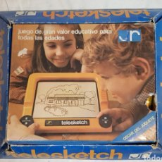 Juegos educativos: TELESKETCH JR EN SU CAJA. Lote 195422873