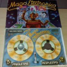 Juegos educativos: ANTIGUO JUEGO, MAGO ELECTRÓNICO - CEFA. Lote 196232813