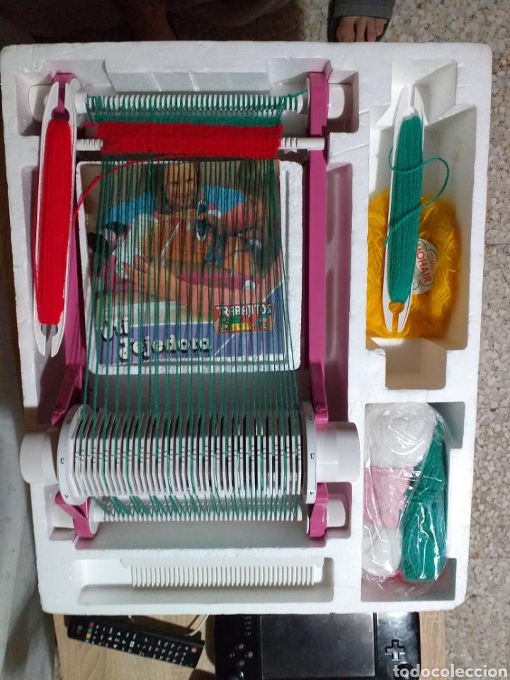 Juegos educativos: JUGUETE MI TEJEDORA DE FEBER - Foto 2 - 175865307