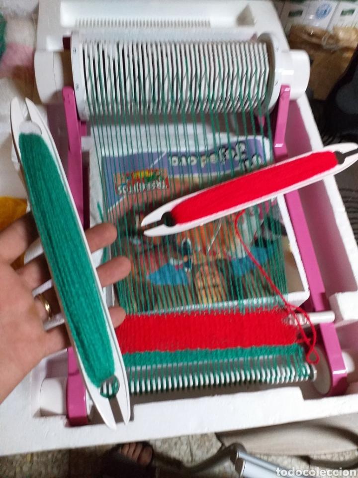 Juegos educativos: JUGUETE MI TEJEDORA DE FEBER - Foto 5 - 175865307