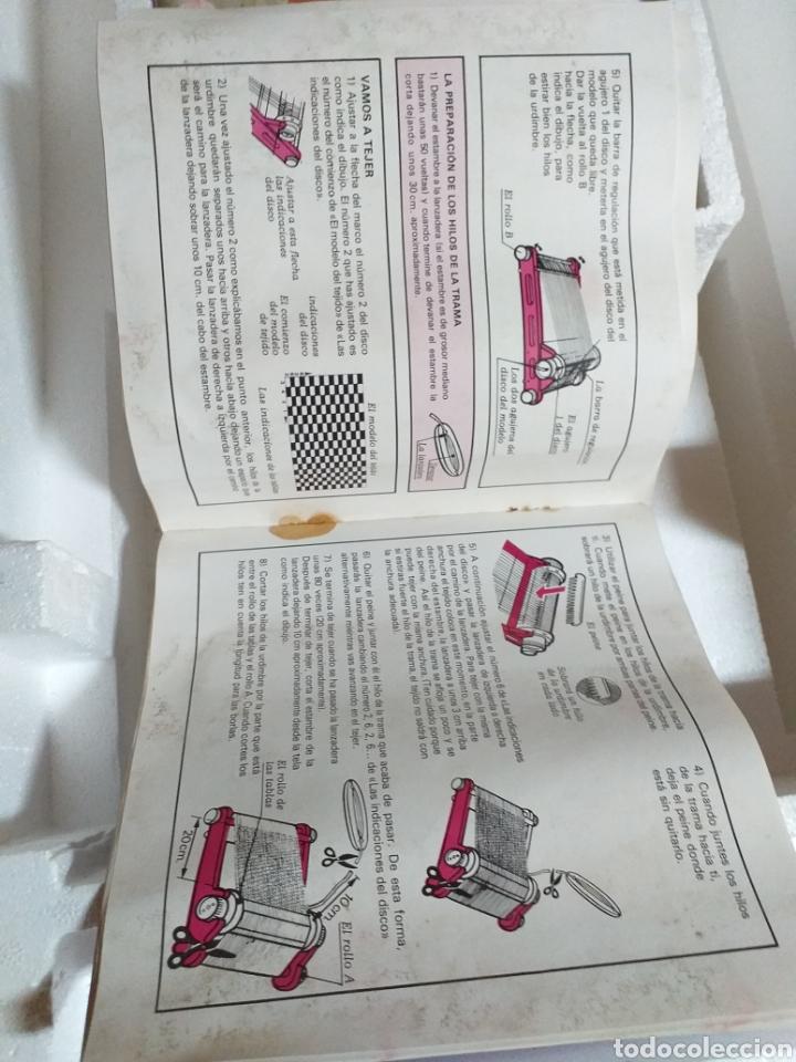 Juegos educativos: JUGUETE MI TEJEDORA DE FEBER - Foto 10 - 175865307