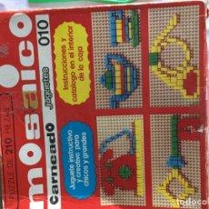 Juegos educativos: MOSAICO CARNEADO. Lote 176080714