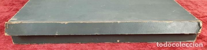 Juegos educativos: JUEGO DE CONSTRUCCIÓN. PIEZAS DE CORCHO. JUEGO COMPLETO. CIRCA 1930. - Foto 10 - 176735509