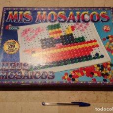 Juegos educativos: JUEGO DE MESA - MIS MOSAICOS MEUS - MARCA PRESCHOOL. Lote 176793034