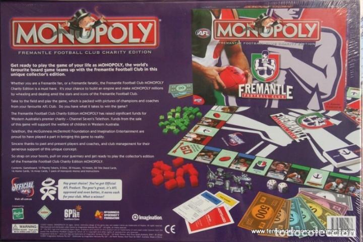 Juegos educativos: Monopoly Fremantle de la campaña Australia lucha contra el cáncer - Foto 2 - 176807764