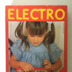 Juegos educativos: ELECTRO JUNIOR. Lote 178028273
