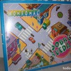 Juegos educativos: ANTIGUO JUEGO DE EDUCACIÓN VIAL SOBRE RUEDAS. . Lote 178342152