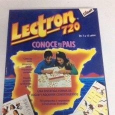 Juegos educativos: LECTRON 720 DISET AÑO 1993. Lote 178383542