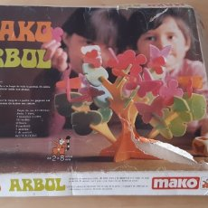Juegos educativos: MAKO ARBOL - JUEGO DE MESA. Lote 178592258