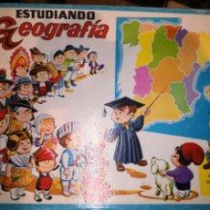 Juegos educativos: ESTUDIANDO GEOGRAFÍA DE PSE. Lote 178760180