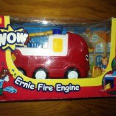 Juegos educativos: JUGUETE WOW ERNIE FIRE ENGINE COMPLETO. Lote 178921642