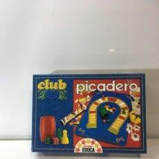 Juegos educativos: JUEGO DE MESA EL PICADERO 82 EDUCA,JUGUETE ANTIGUO,FEBER,MB,EDUCATIVO,PEDAGOGICO. Lote 179556412