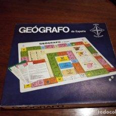 Juegos educativos: GEÓGRAFO DE ESPAÑA - JUEGOS EDUCATIVOS JUEDUCA. Lote 180029580