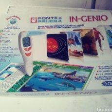 Juegos educativos: JUEGO IN-GENIO. Lote 180258842