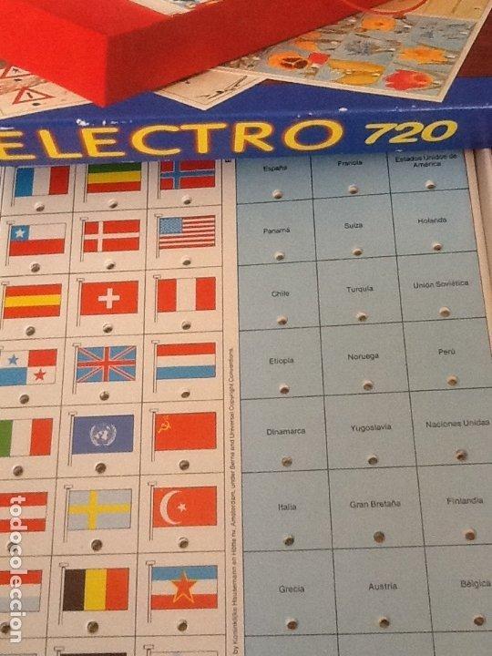 Juegos educativos: Juego 720 preguntas y respuestas Electro de Diset. Años 70-80 - Foto 2 - 180331535