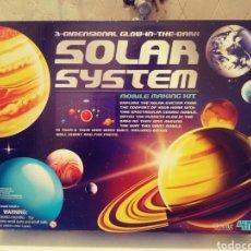 Juegos educativos: SOLAR SYSTEM. Lote 180403548