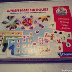 Juegos educativos: JUEGO APRÈN MATEMÀTIQUES. Lote 180403672