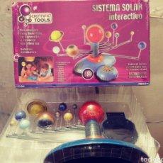 Juegos educativos: SISTEMA SOLAR INTERACTIVO. Lote 180403770