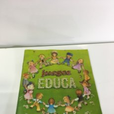 Juegos educativos: CATALAGO DE PUZZLES JUEGOS DE MESA EDUCA ,JUGUETE ANTIGUO,FEBER,MB,EDUCATIVO,PEDAGOGICO,CEFA,. Lote 180513977