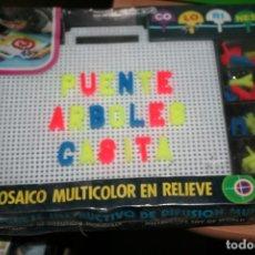 Juegos educativos: ANTIGUO JUEGO SIN ABRIR JUEGO COLORINES PIQUE. Lote 180839807