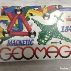 Juegos educativos: MAGNETIC GEOMAG 184.PLASTWOOD.NUEVO.. Lote 180878533