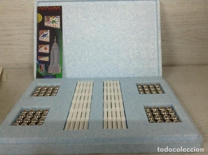Juegos educativos: Magnetic Geomag 184.PlastWood.NUEVO. - Foto 3 - 180878533