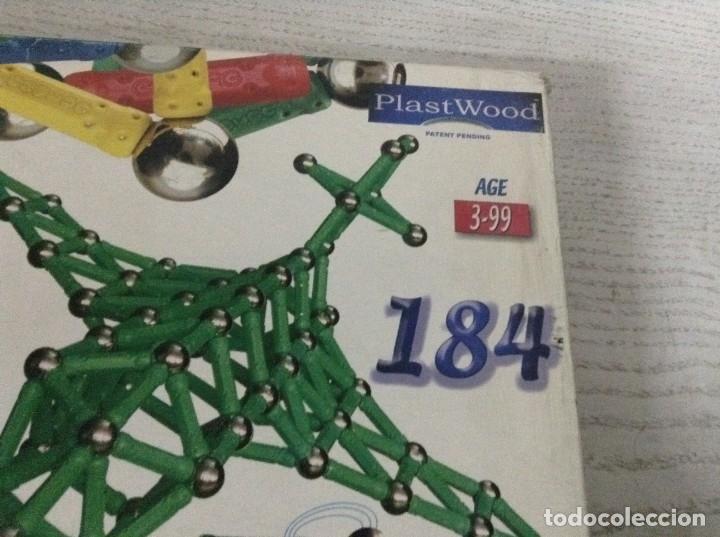 Juegos educativos: Magnetic Geomag 184.PlastWood.NUEVO. - Foto 9 - 180878533