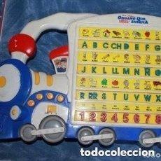 Juegos educativos: JUEGO EDUCATIVO,EN LA FOTO SE VE LOS FALLOS DE LA ESCRITURA. Lote 181410192